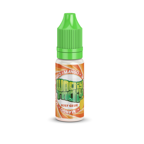 Mango Wacky Tacky Blunt and Cigar Glue. 10 ml bottle