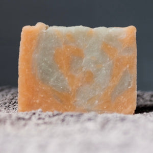 Eucalyptus and Peppermint Organic Soap