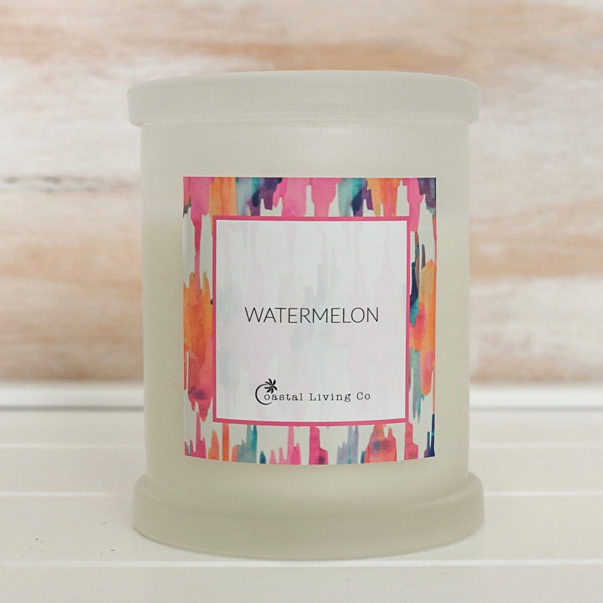 Watermelon 320g Frosted - Coastal Living Co