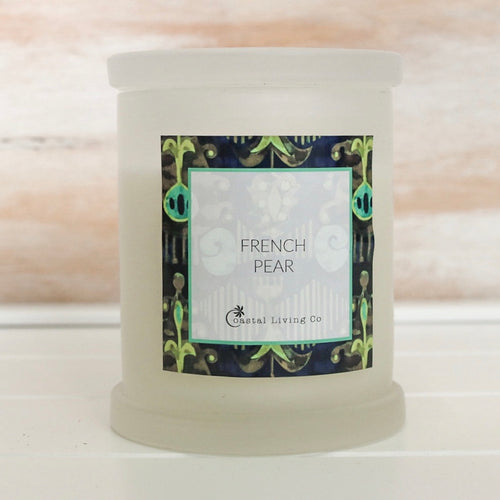 French Pear 320g Frosted - Coastal Living Co