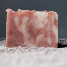 Load image into Gallery viewer, Honeybee Rose Organic Soap