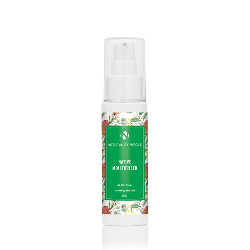 Native Moisturiser 60ml - Coastal Living Co