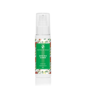 Native Milk Cleanser 60ml - Coastal Living Co