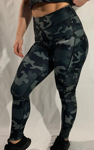Signature Camo Leggings