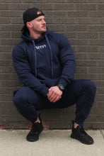 Load image into Gallery viewer, Navy FIIF Hoodie