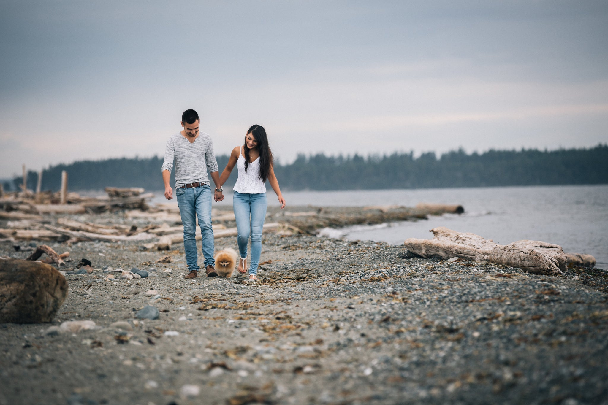 Marlboro's Engagement | Couples Sessions