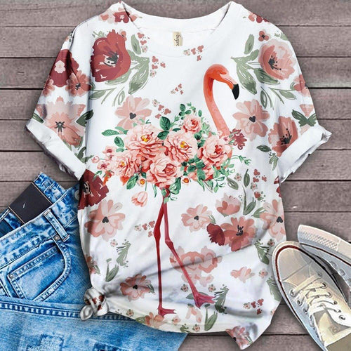 Flamingo Lovers Classic T-Shirt 32