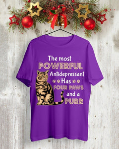 Cat - The most Antidepressant