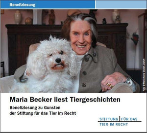 Benefiz-CD mit Maria Becker