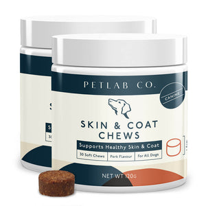 Skin & Coat Chew Supplements