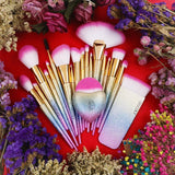 19PCS Fantasy Brushes