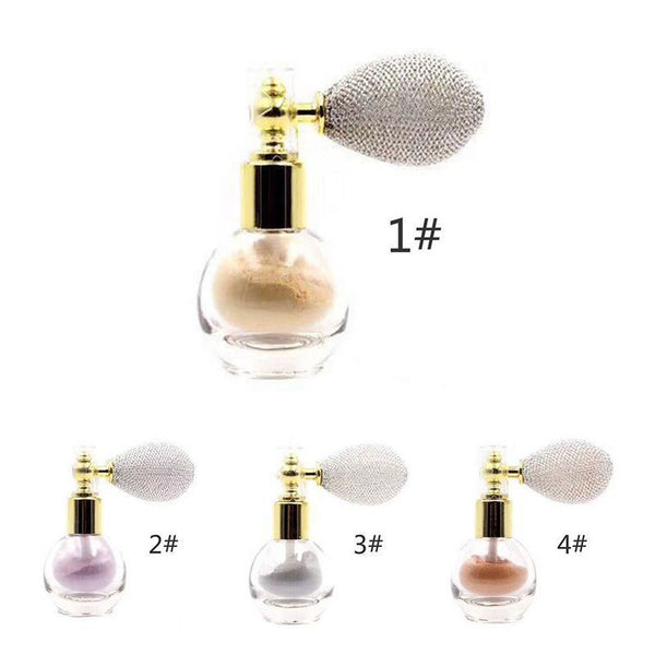 Shimmer Loose Powder High-Gloss Spray Airbag
