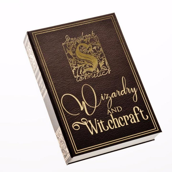 🔥🔥$25.99 ONLY TODAY(Limited Stock)Harry Potter Magic Book 12 colors Wizardry and Witchcraft Eyeshadow Palette