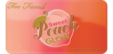 (50%OFF 2019 Promotion!)(Limited Stock)TOO FACED SWEET PEACH THREE-PIECE PLATE