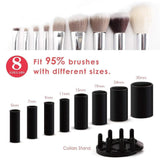 Hot!!! Make Up Brush Electric Cleaner Dryer Sets Cosmetic Auto Cleaning Drying Washing