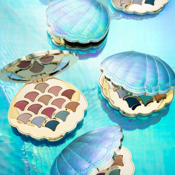 Be A Mermaid & Make Waves Eyeshadow Palette