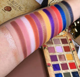 Cageling 15 Colors Shimmer Matte Eyeshadow Pallete