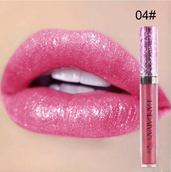 Diamond Glitter Waterproof Long-lasting Lipgloss