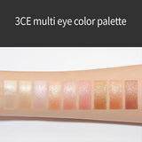 (HOT SALES 66%OFF) 3CE MULTI EYE COLOR PALETTE #ALL NIGHTER