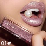 Shiny and Matte Waterproof Lip Gloss