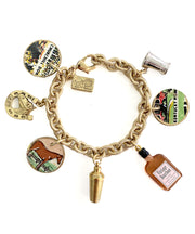 Kentucky Derby Charm Bracelet (Art Collector)