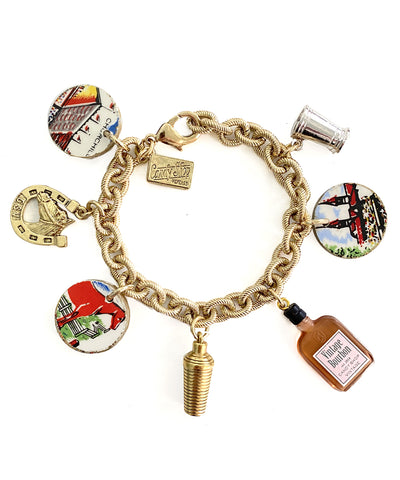 Kentucky Derby Charm Bracelet (Shared Sense)