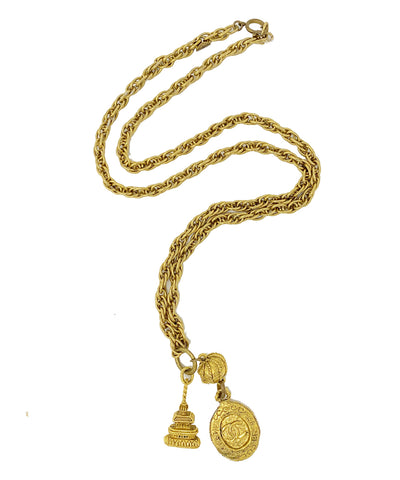 Vintage CHANEL Pendant Necklace