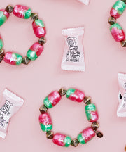 Galactic Candy Bracelet (Pink & Green)