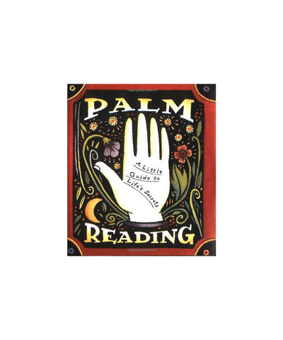 Palm Reading Mini Book