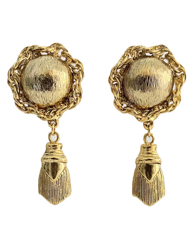 Vintage Tassel Earrings