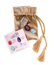 Healing Crystal Pouch