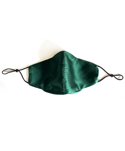 Silk Face Mask (Wintergreen)