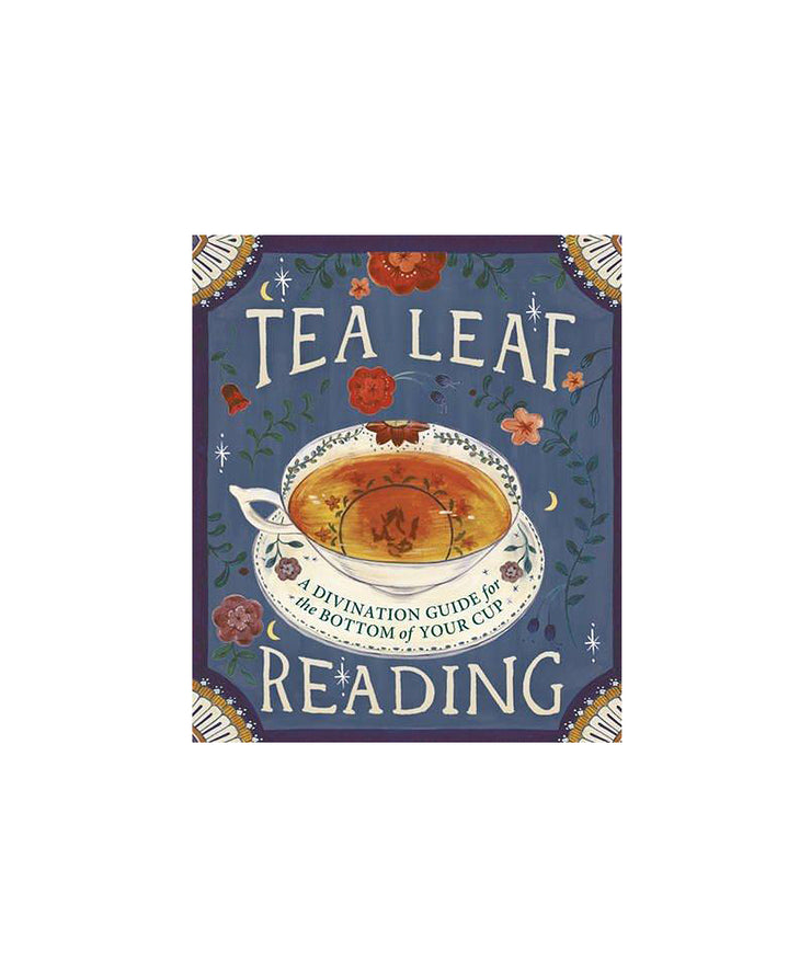 Tea Leaf Reading Mini Book