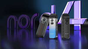 NEW SMOK - Nord 4 Starter Kit