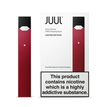 Load image into Gallery viewer, Juul - Ruby Red Limited Edition Starter Kit