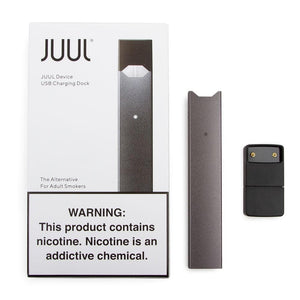 NEW Slate Juul Starter Kit