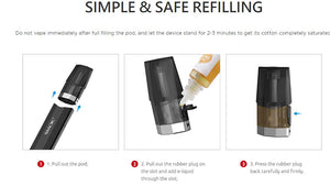 SMOK - NFIX Replacement Pods (3 Pack)