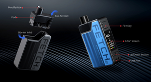 SMOK-  Fetch Mini 40W Pod Starter Kit