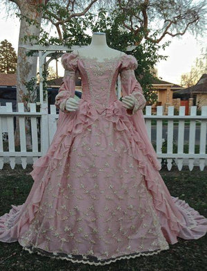 Princess Fantasy Sleeping Beauty Gown Pink/Rose