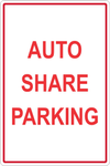 Auto Share Parking