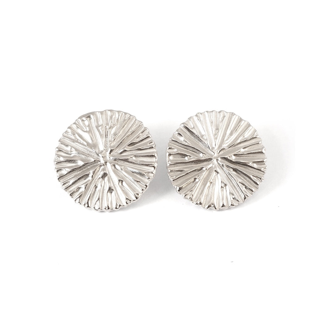 Alexandra Dodds Oro Stud Silver Large