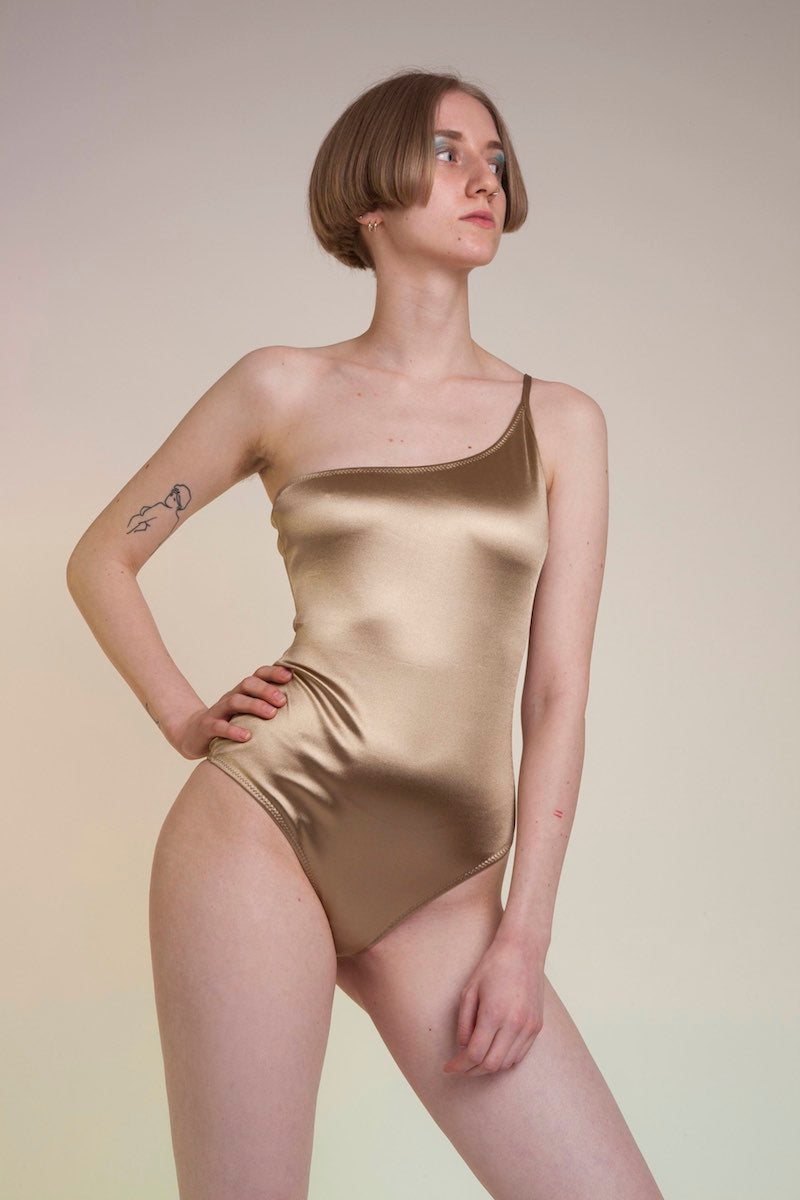 Pina Bodysuit Gold