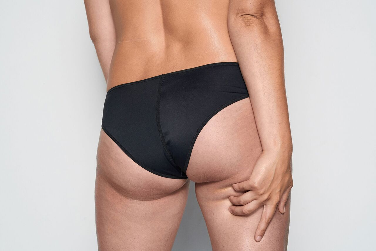 Candela Low Rise Swim Briefs Black
