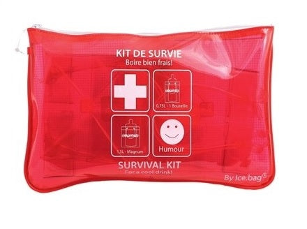 Ice.bag® SURVIVAL KIT