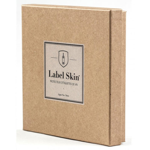 LABEL SKIN® - Bordeaux 12 pk.