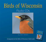 Adventure Publications Inc. Birds Wisconsin Audio Cd Ap30396