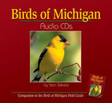 Adventure Publications Inc. Birds Michigan Audio Cd Ap30426