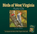 Adventure Publications Inc. Birds West Virginia Audio Cd Ap30716