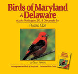 Adventure Publications Inc. Birds Maryland And Delaware Audio Cd Ap31218