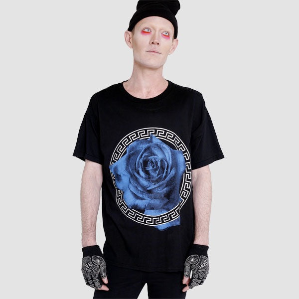 BLUE ROSE T-SHIRT